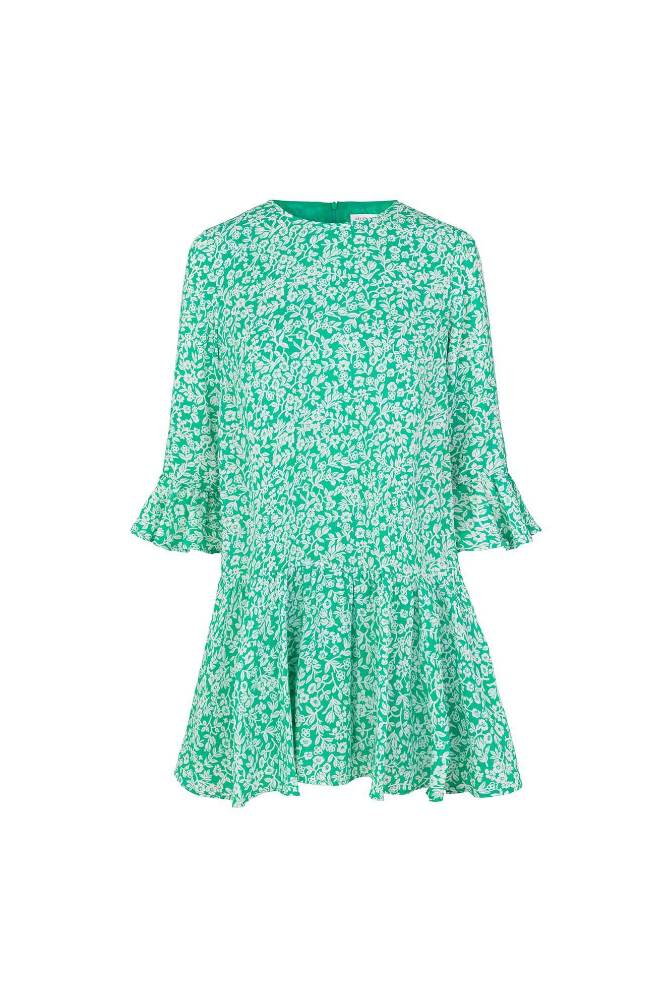 De-rose dress aop 8039