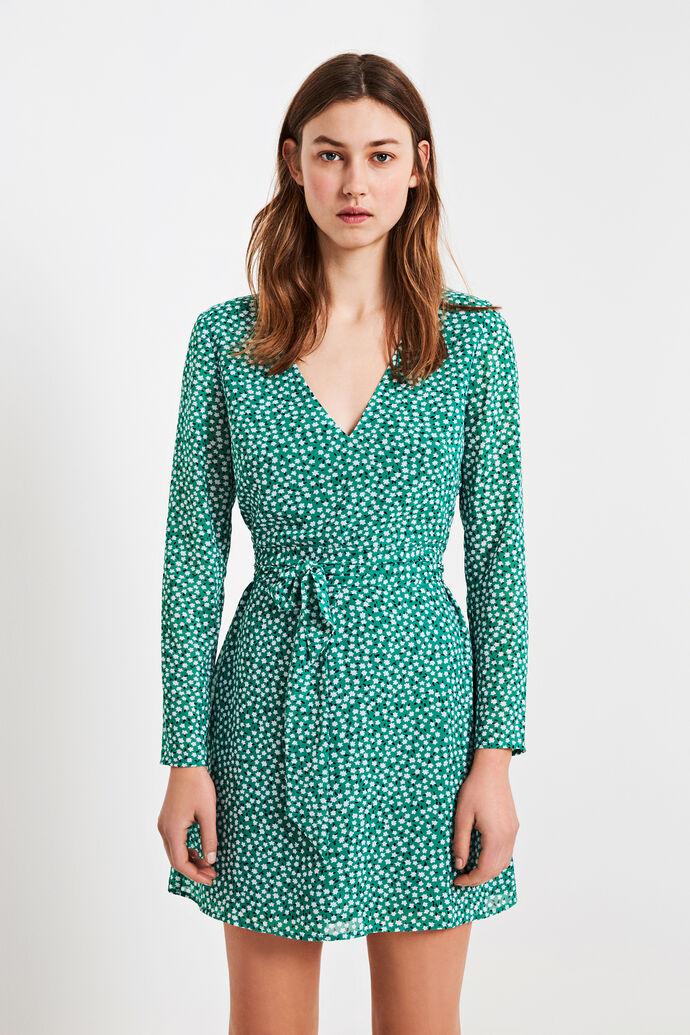 De-clover dress aop 8003