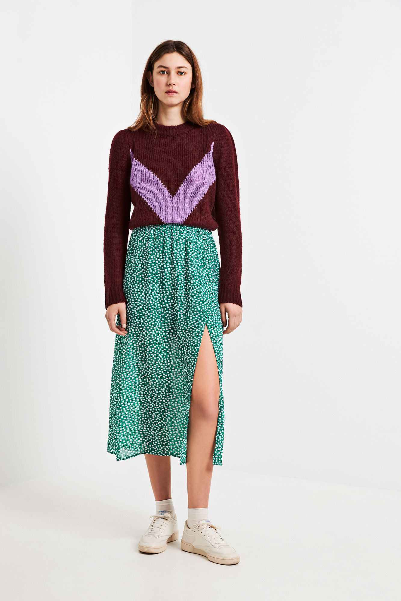 De-rosa skirt aop 8003