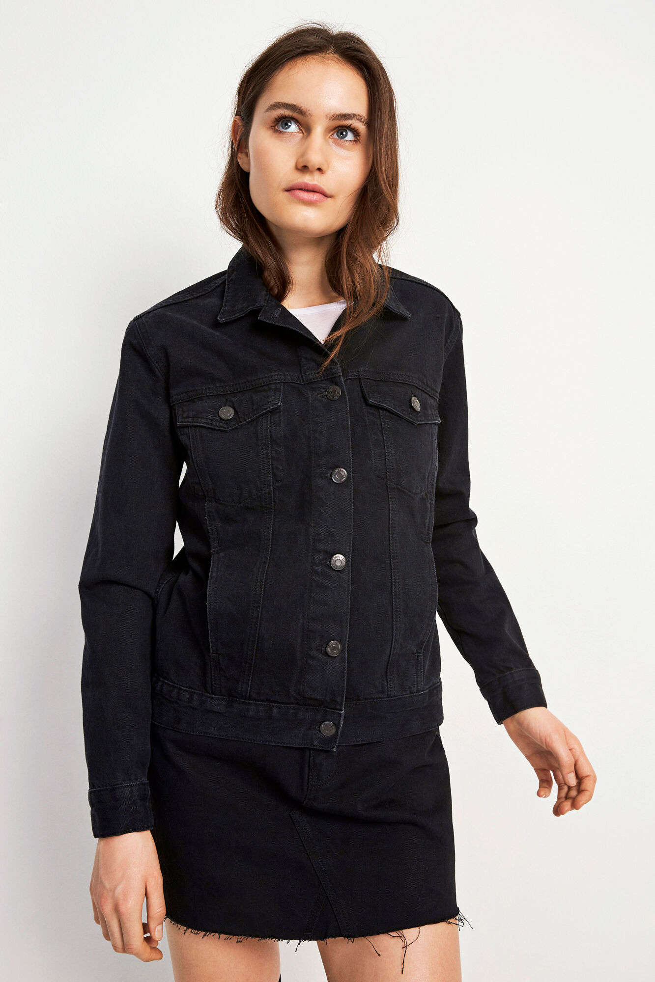 ENSETTLER DENIM JACKET 6447