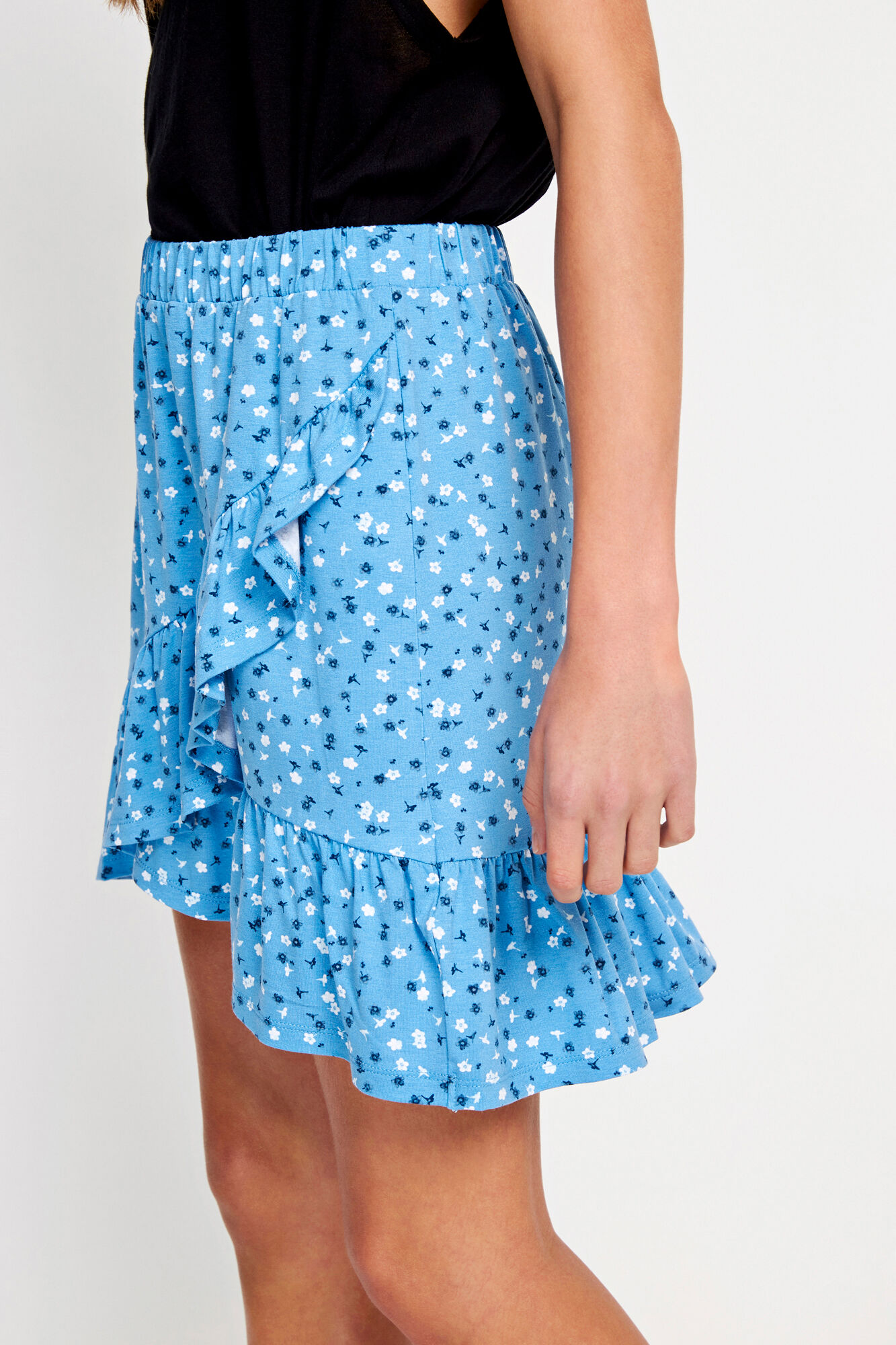 ENLIZARD SKIRT AOP 5890