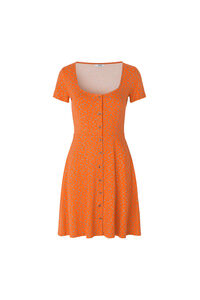 ENWIMBLEY SS DRESS AOP 5890
