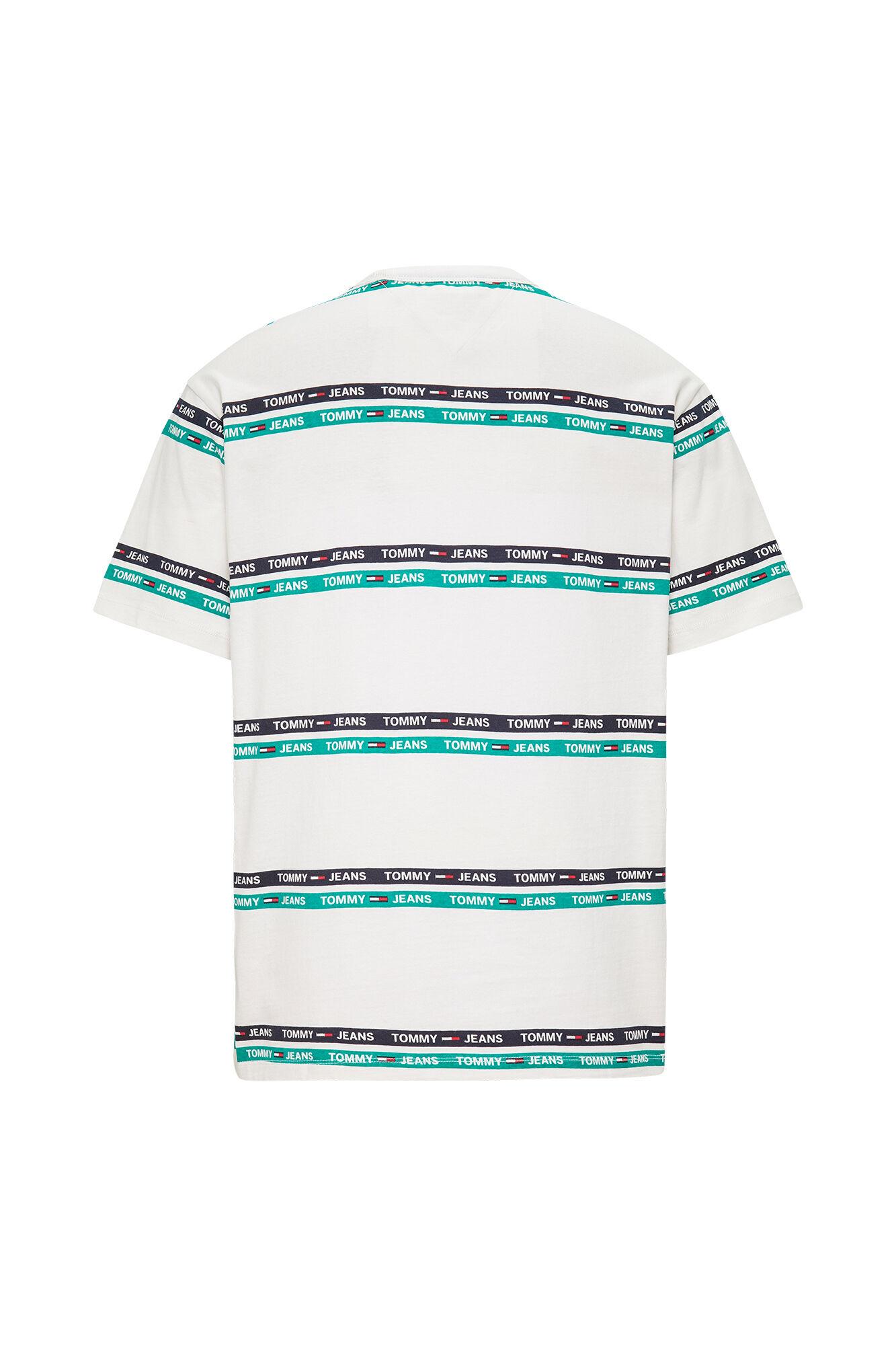 Signature stripe DM0DM06087, CLASSIC WHITE/DYNASTY GREEN