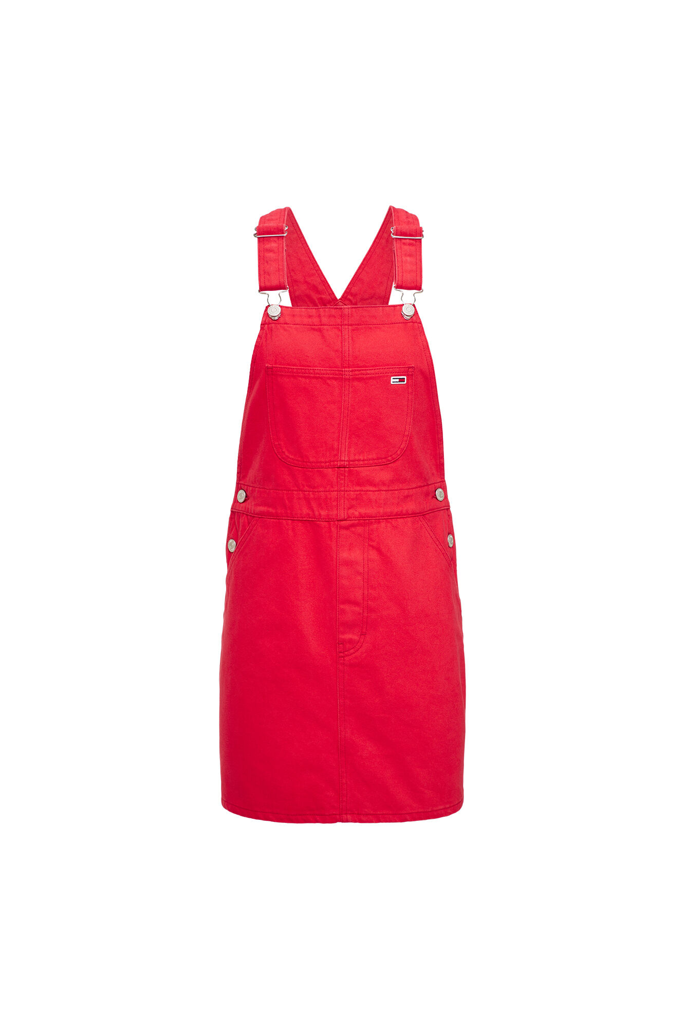 Classic Dungaree DW0DW06327, FLAME SCARLETT