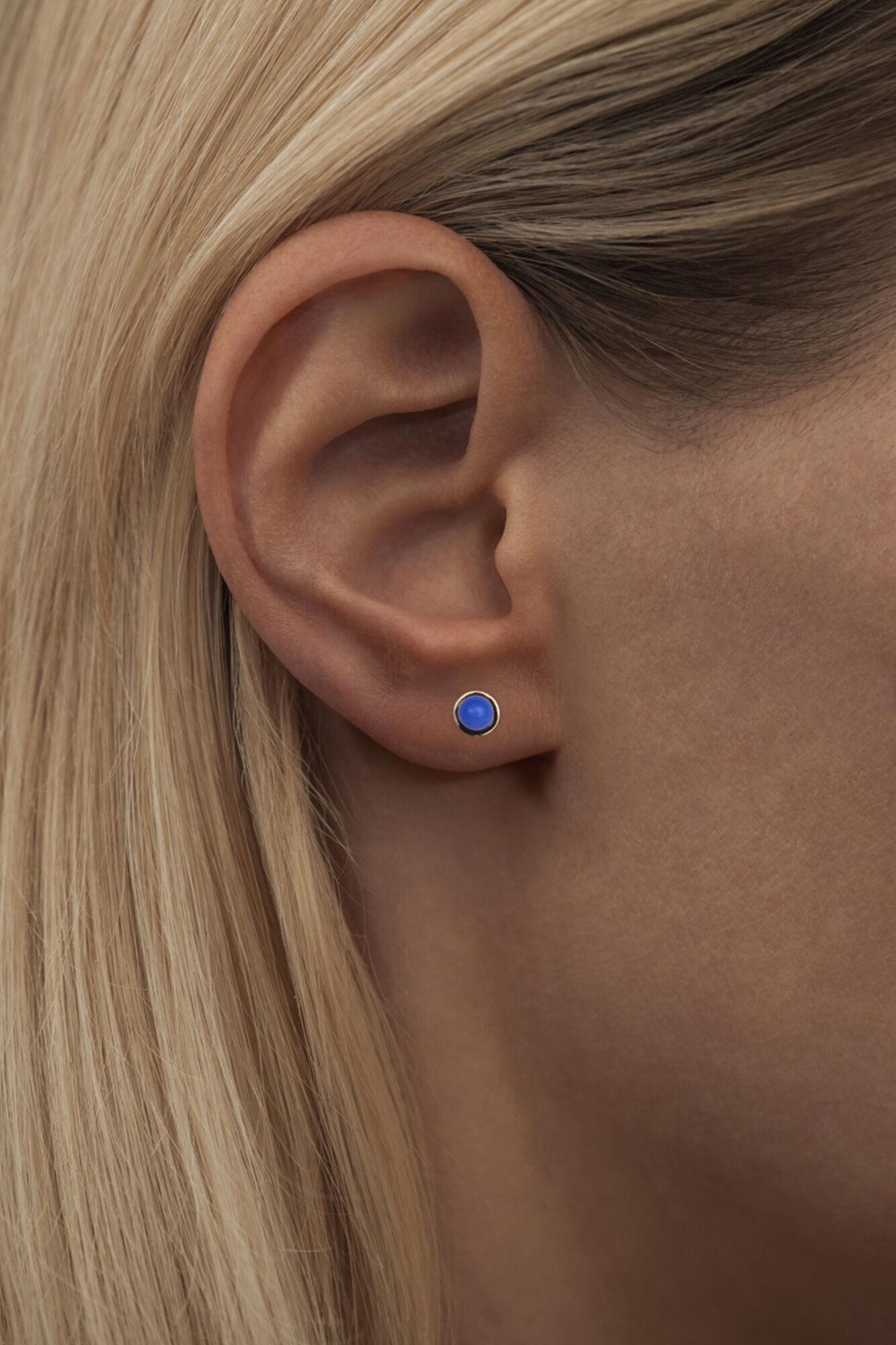 Pearl On A Silver LULUE173, BLUE STEEL