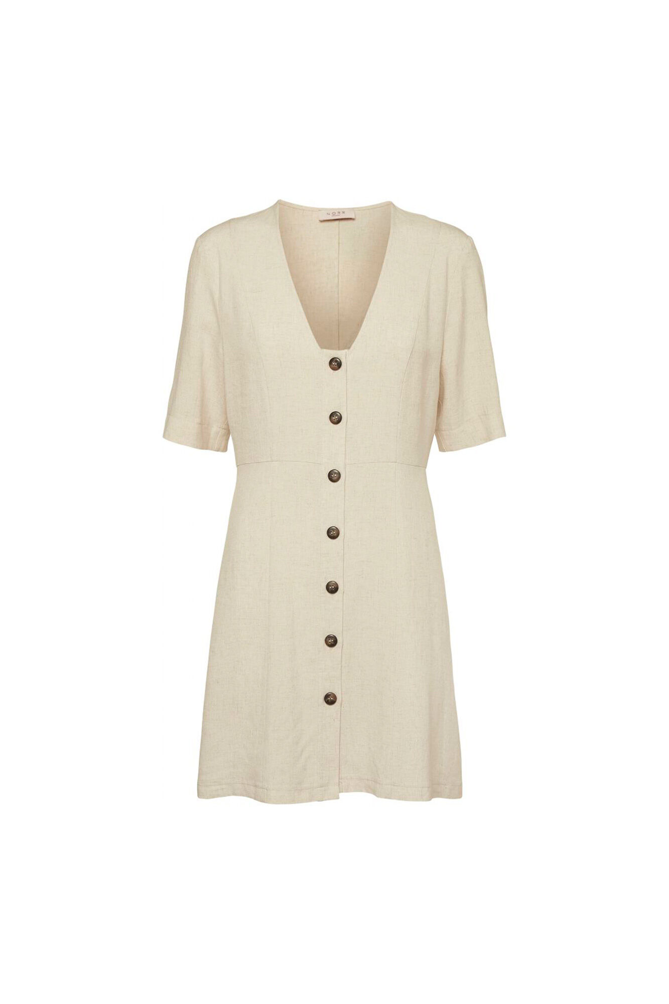 Rosabel short dress 11861319, BEIGE