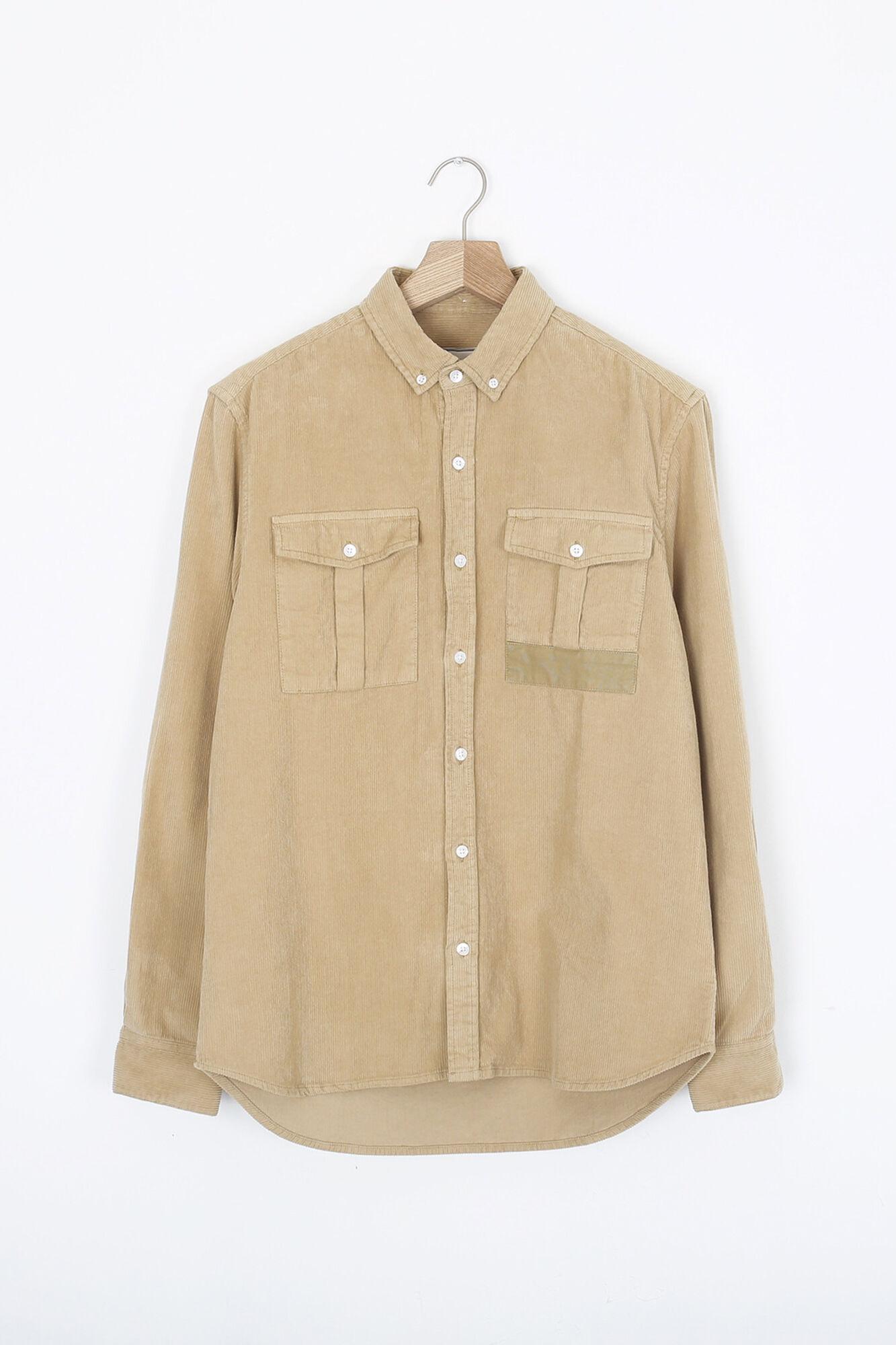 Frog Shirt 501, KHAKI