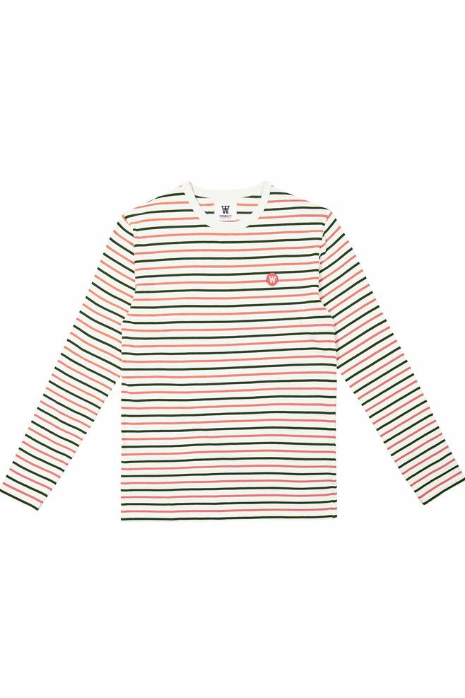 Mel long sleeve 10935407-2323, MULTI STRIPE