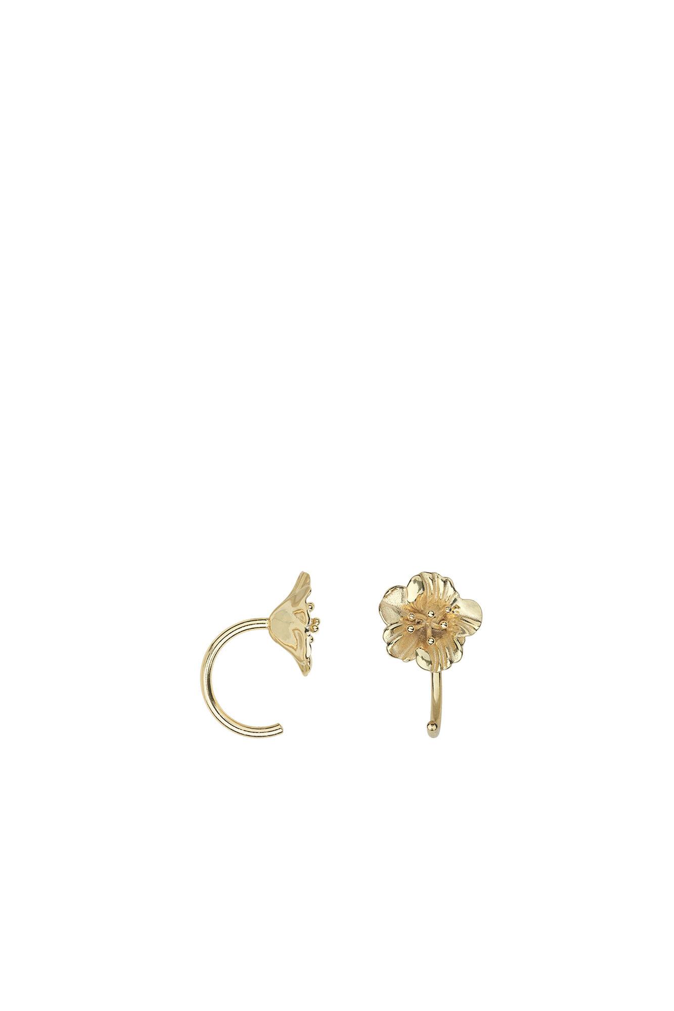 Hellebore Earring, GULD