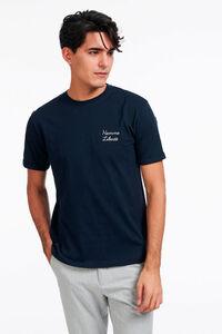 1967 t-shirt LDM101027, DARK NAVY/WHITE