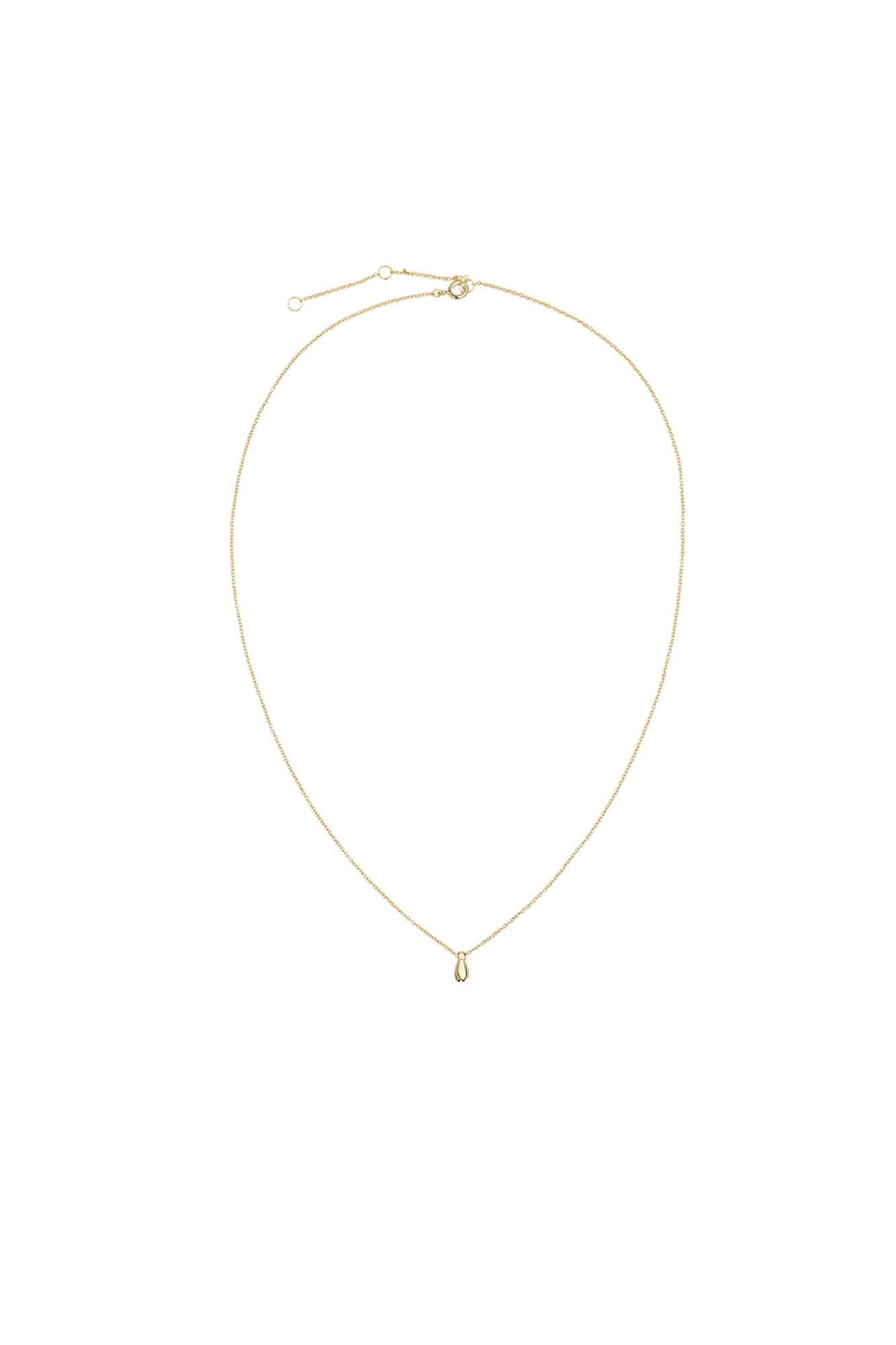 Snowdrop Necklace, GULD