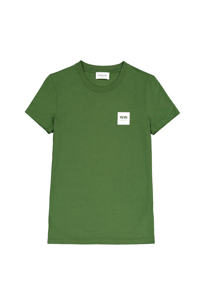 Eden t-shirt 11912512-2434, GREEN