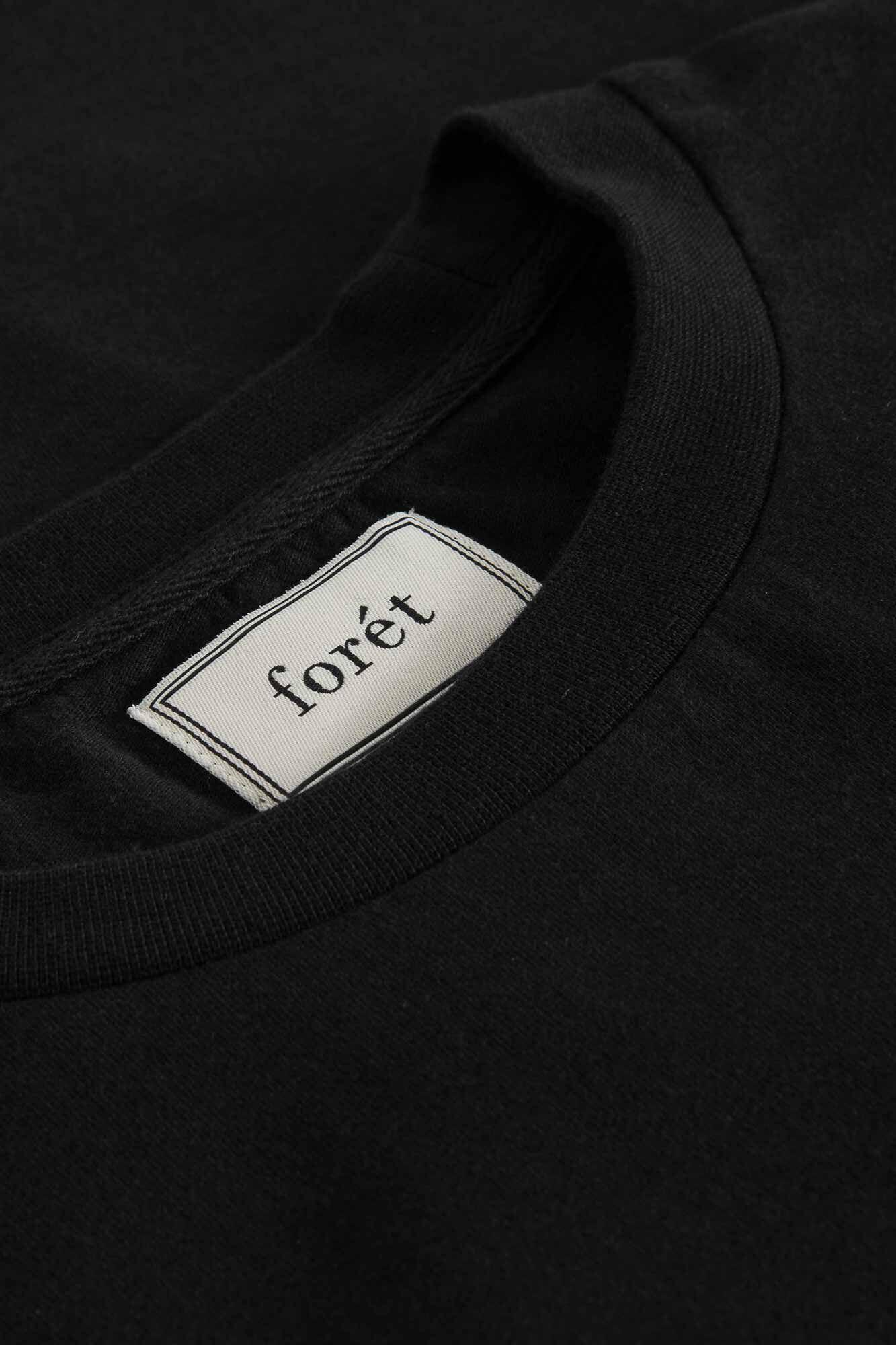 Reef T-shirt 407, BLACK