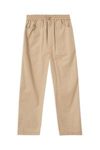 Buzz trousers 11915005-5183, LIGHT KHAKI