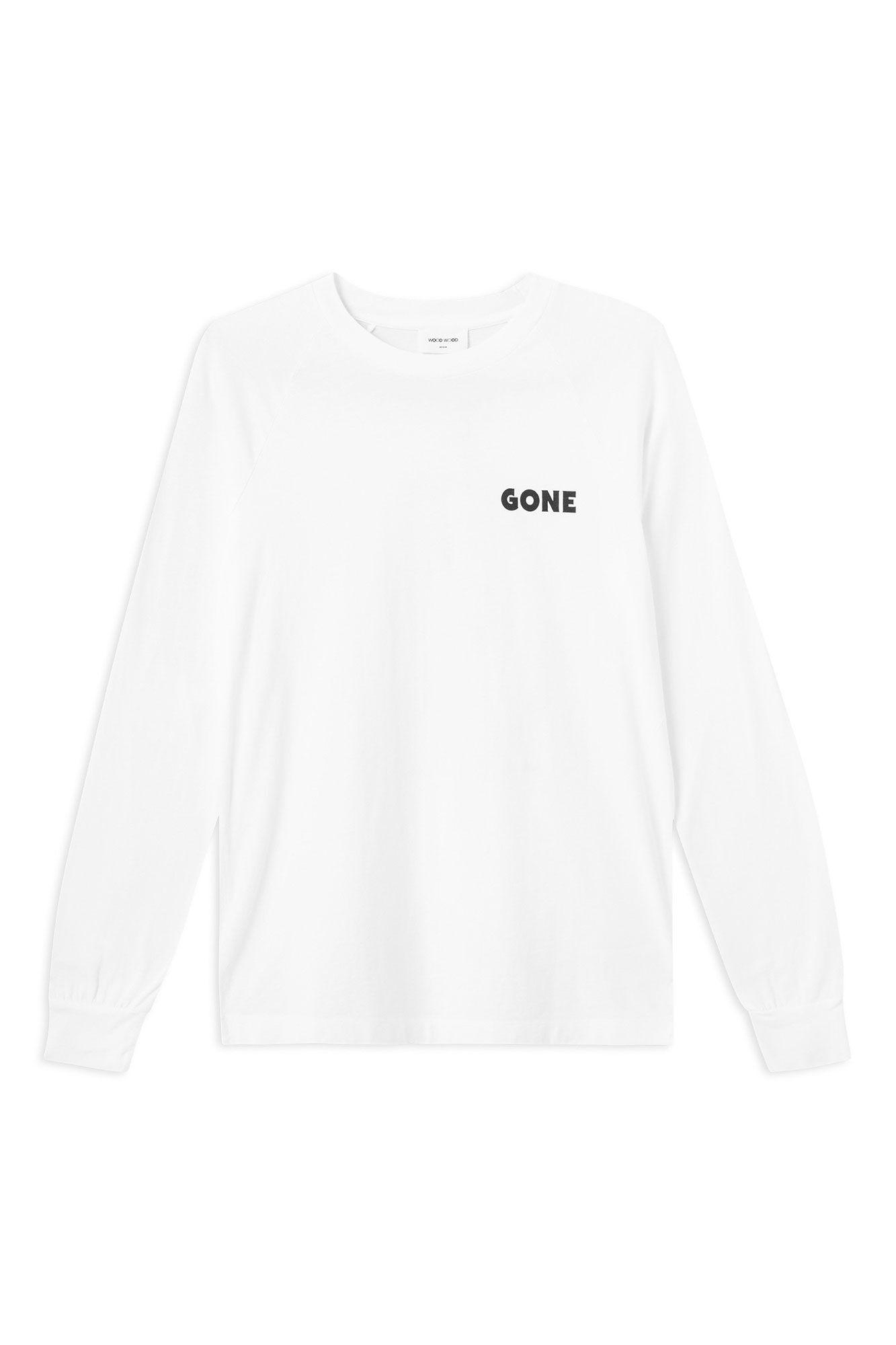 Han long sleeve 11915411-2334, BRIGHT WHITE