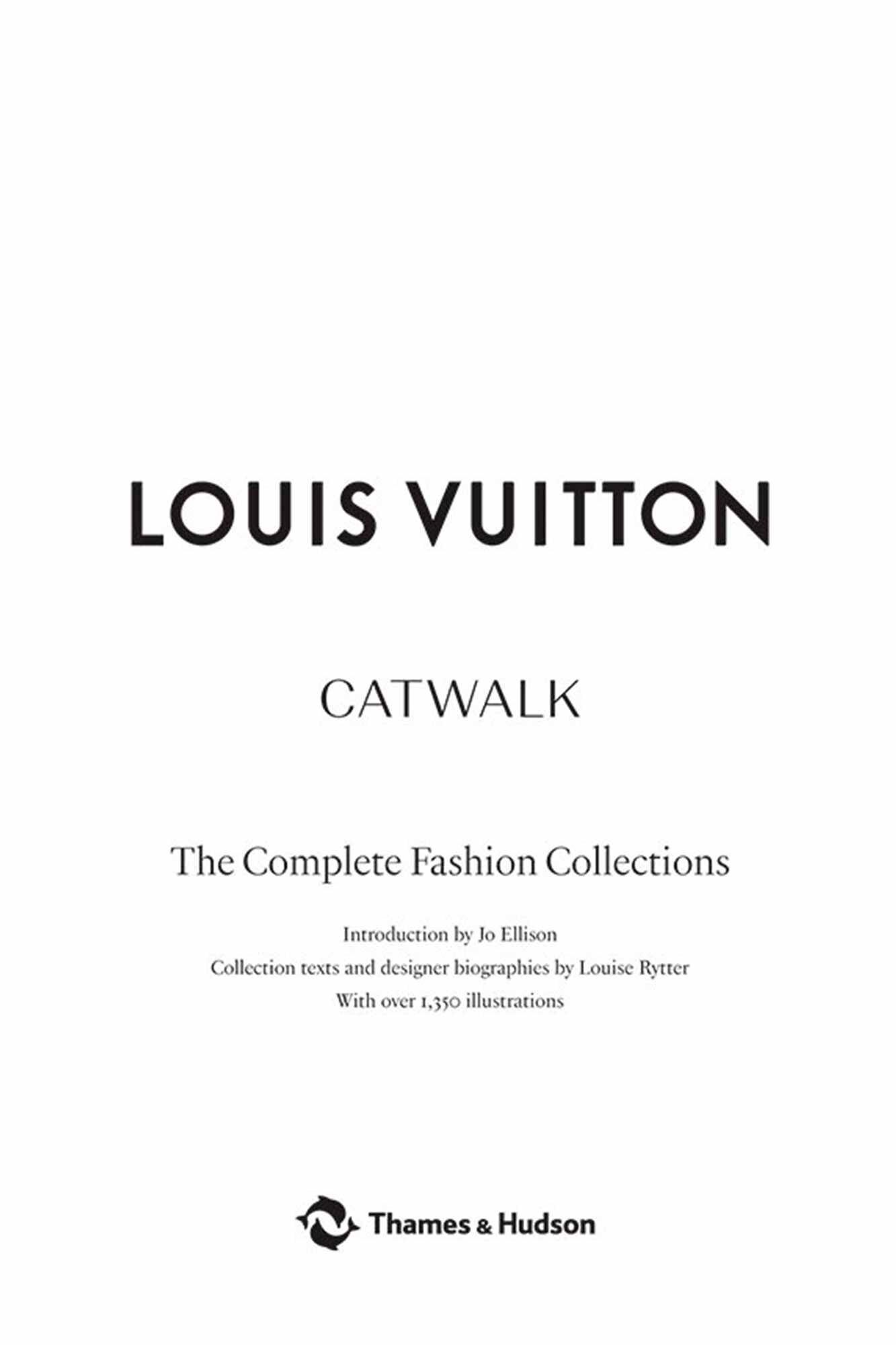 Louis vuitton catwalk TH1018, MULTIPLE