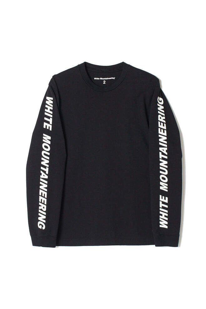 Logo printed ls WM1973507, BLACK BLCK