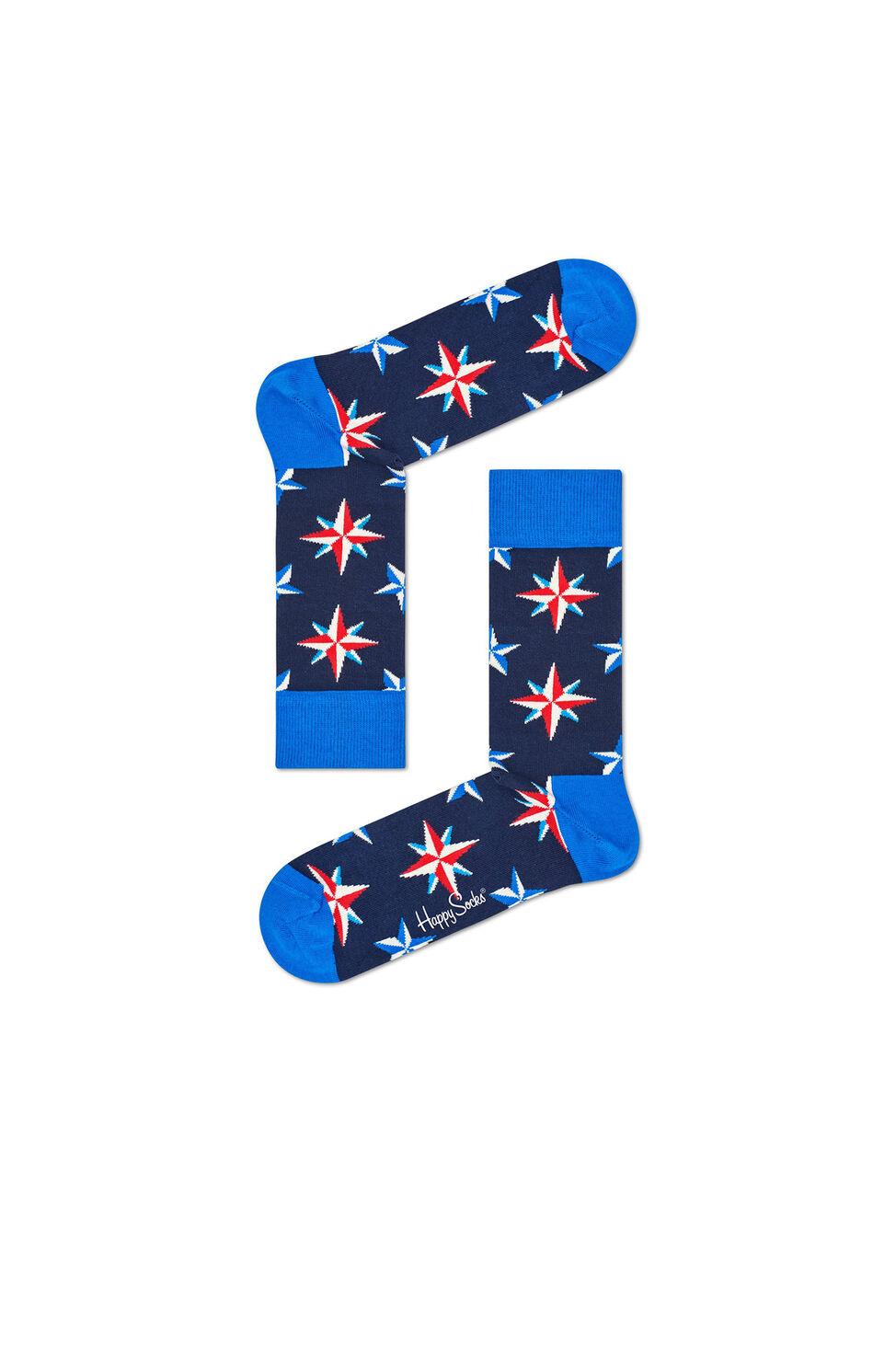 Nautical Star Sock NST01, 6001