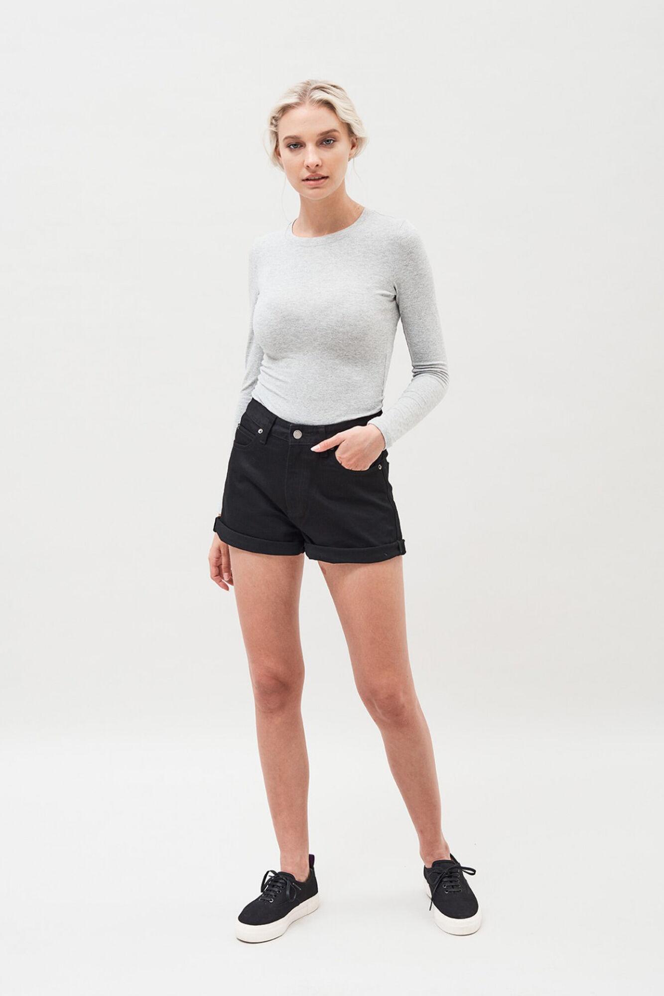 Jenn Shorts, BLACK