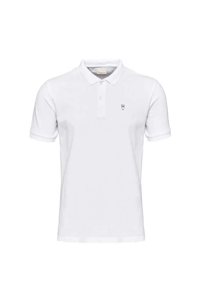 Pique polo 20040, BRIGHT WHITE