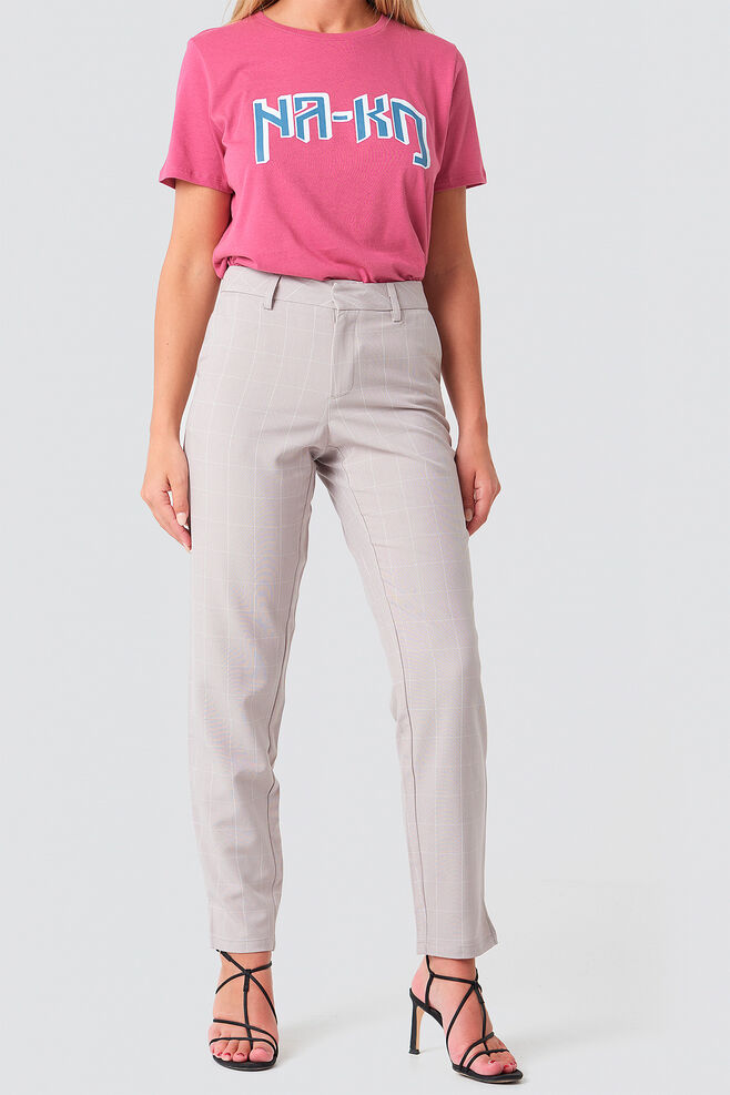 Checked Pant 1100-000926