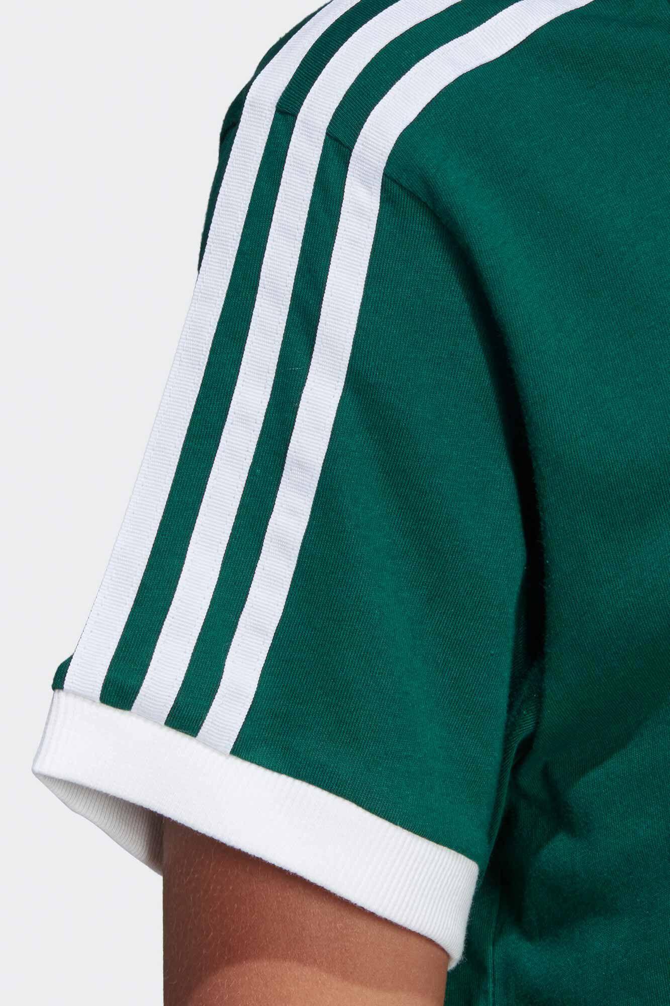 3 stripes tee DV2590, COLLEGIATE GREEN