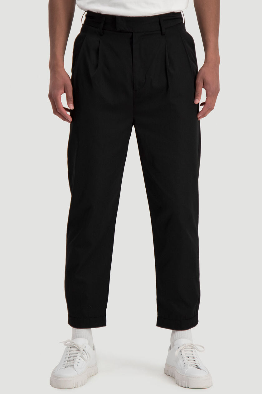 Ro trouser 10330, BLACK