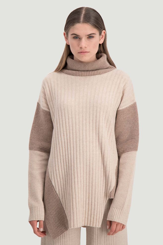 Halm sweater 10230, SAND
