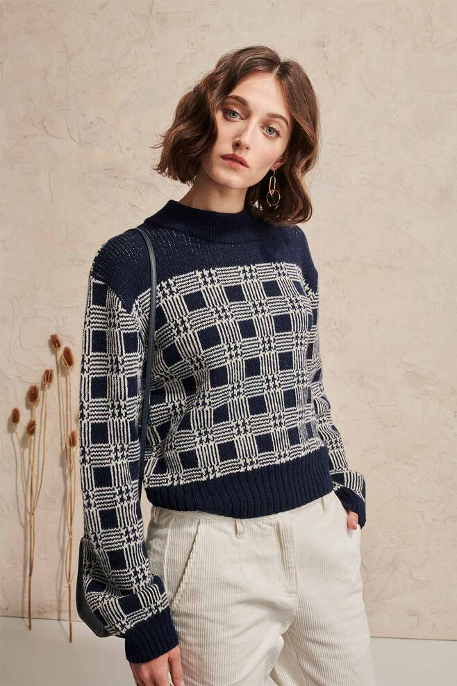 Sorine archive knit 02012WS