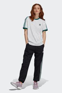 Cuffed pants DU9924, BLACK
