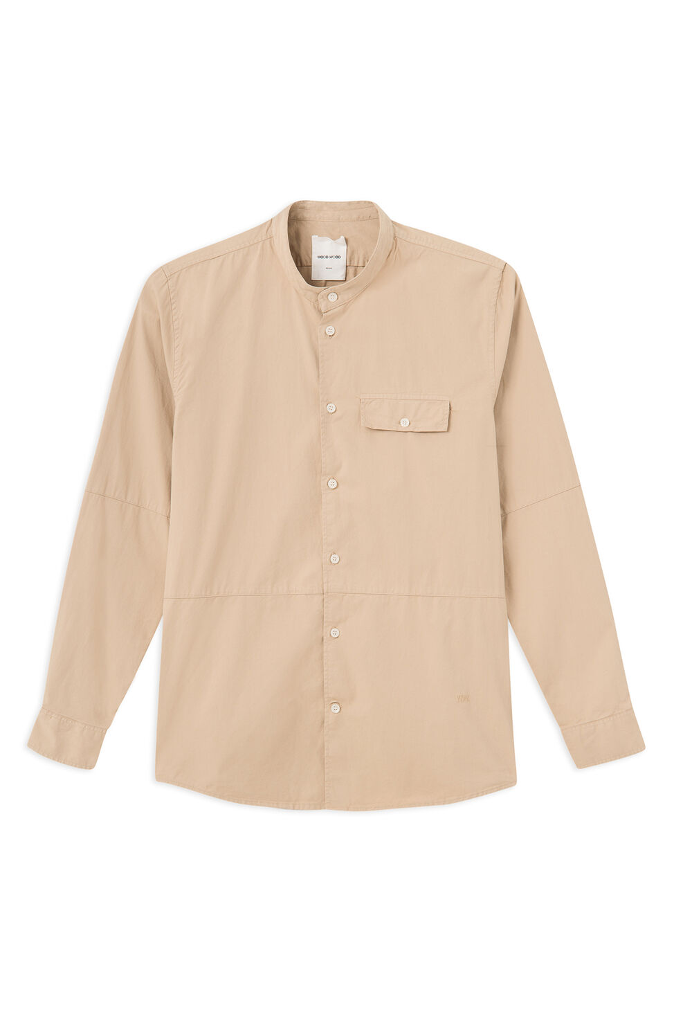 Alvaro shirt 11915311-1152, LIGHT KHAKI