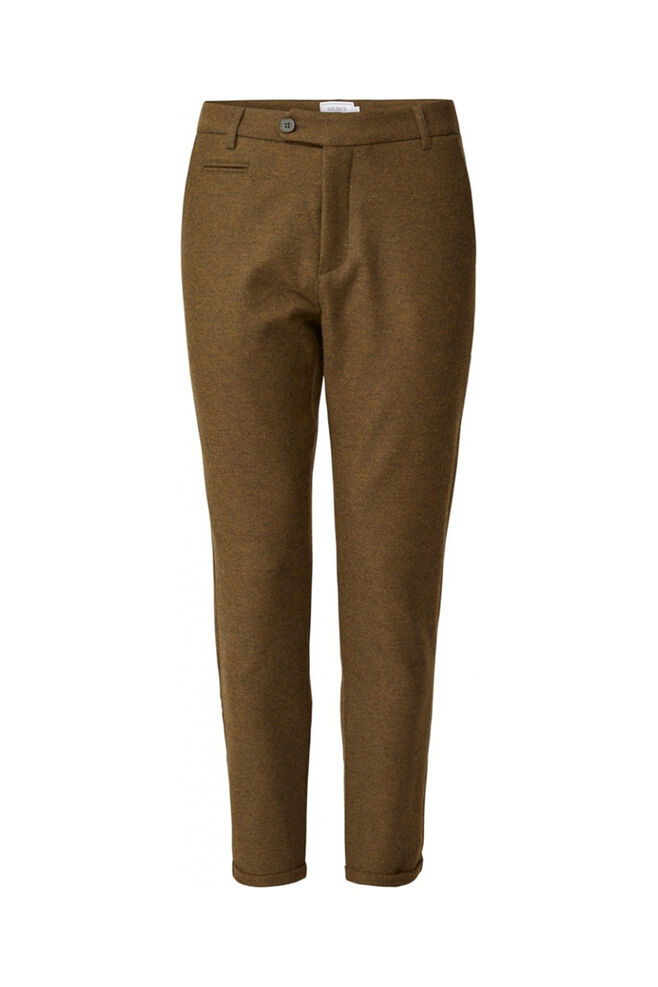 Como wool pants LDM501017