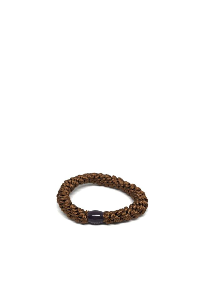 Bystær hairties 9799024, BROWN