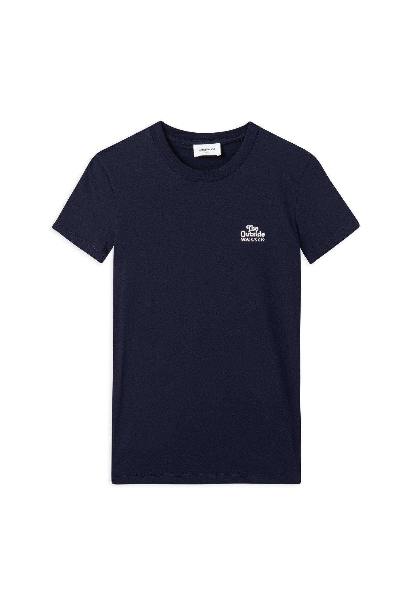 Eden t-shirt 11912502-2434, NAVY