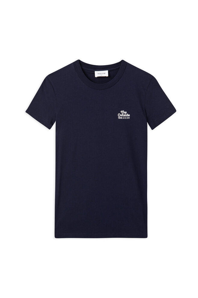 Eden t-shirt 11912502-2434, NAVY