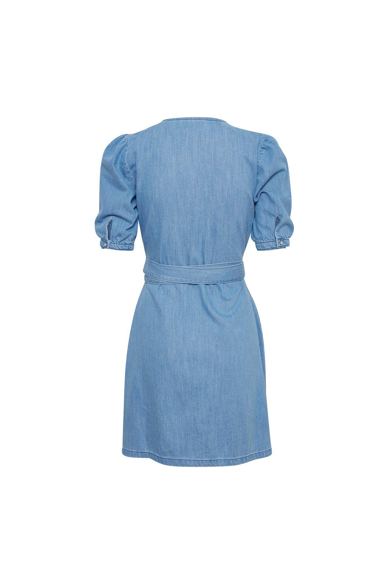 Mabelle Dress 10903273, LIGHT BLUE DENIM