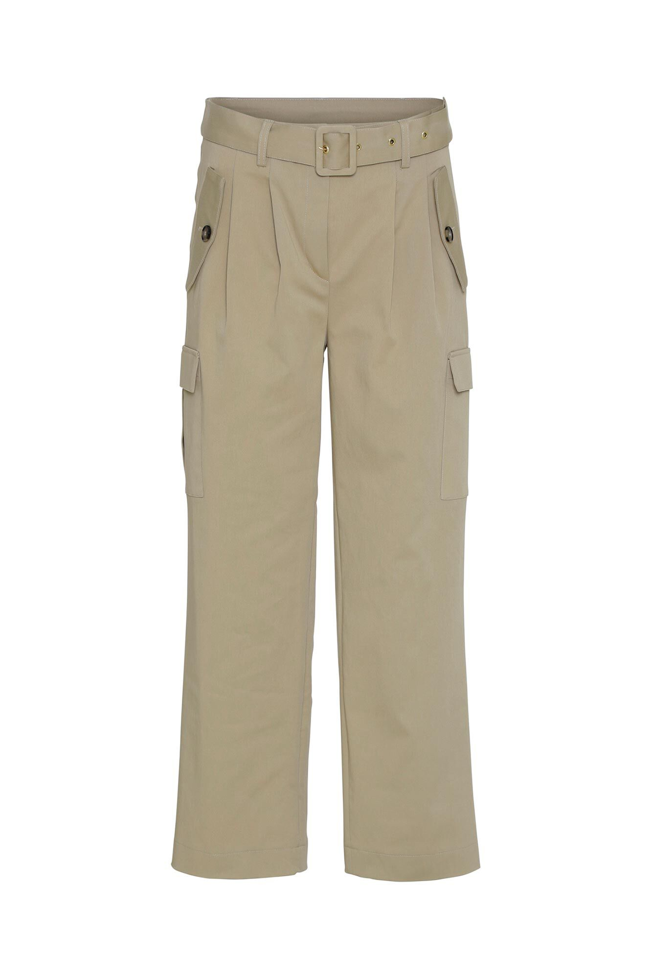 Cargo pants 3353590, NATUREL