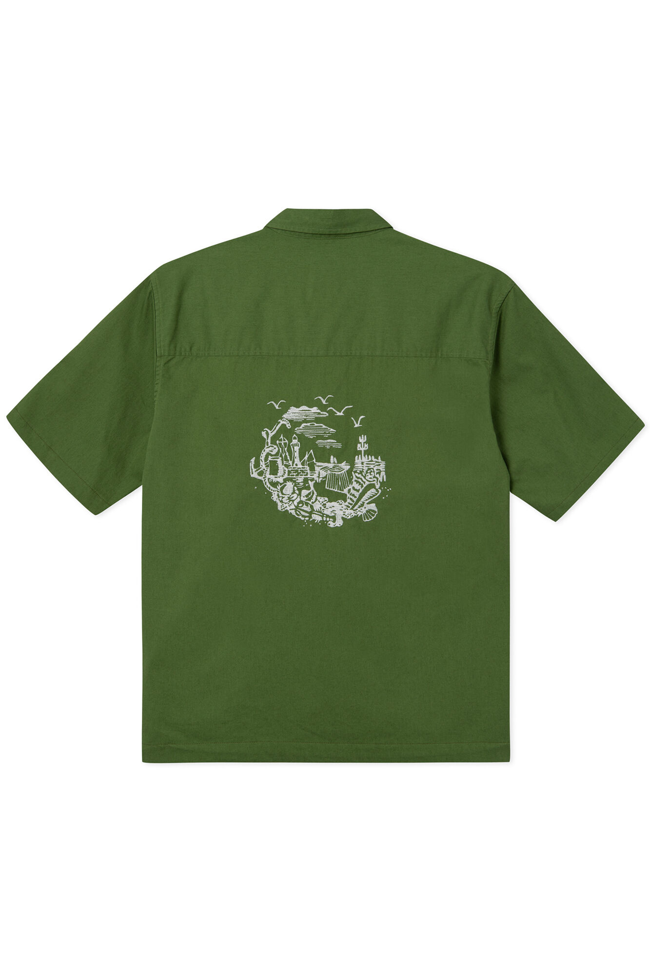 Thor shirt 11915313-1151, GREEN