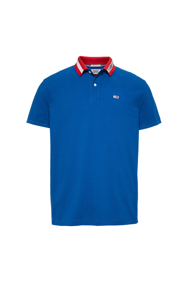 Tipped collar polo DM0DM06022, LIMOGES