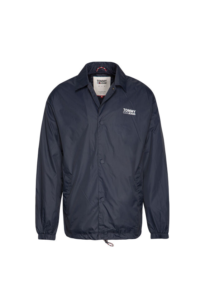 Solid coach jacket DM0DM06102, BLACK IRIS