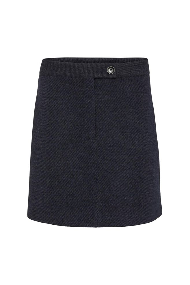 Kenia skirt 11861125, BLUE MELANGE