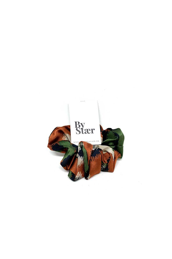 Scrunchies 8410015, LEO GREEN/BROWN