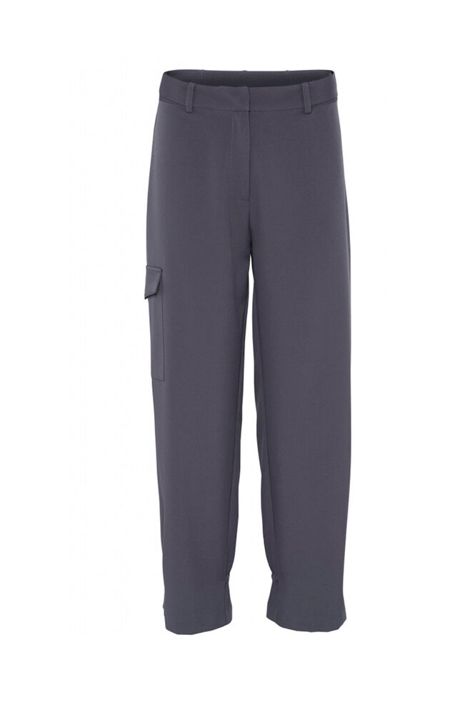 Casey pants 11861375, DUSTY BLUE