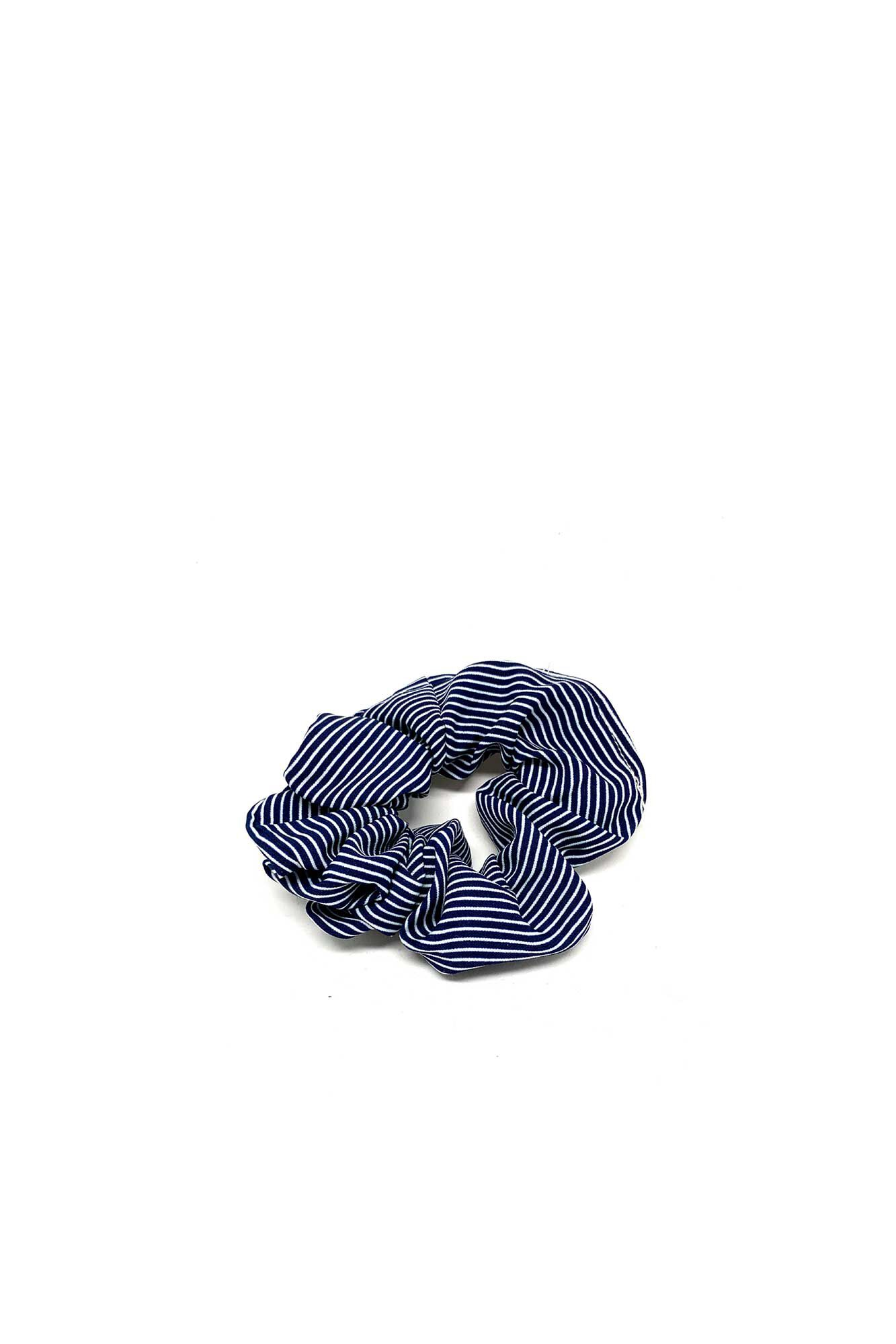 Scrunchies 8410000, NAVY STRIPE