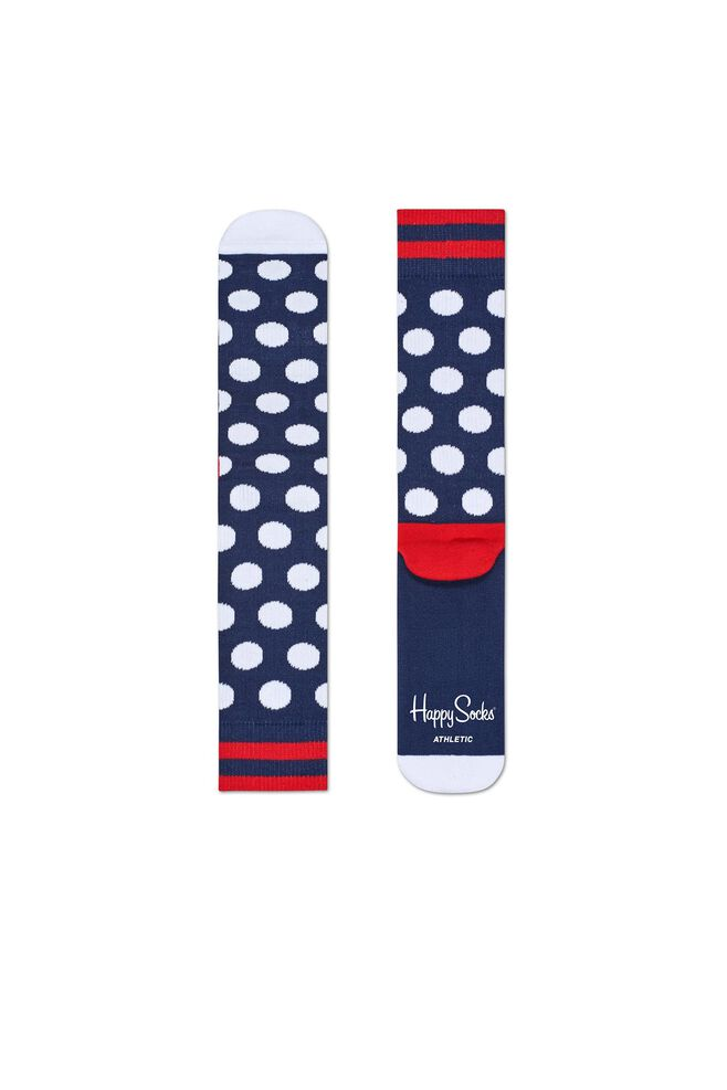 Athletic big dot sock ATBDO27, 6003