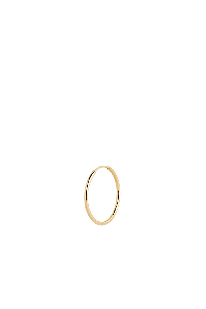 Senorita 20 hoop 100703YG-20, GOLD HP