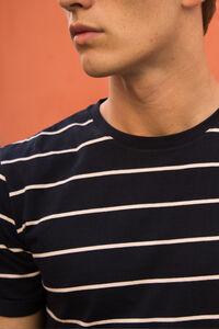 Betroist T-shirt LDM101031, DARK NAVY /ROSE