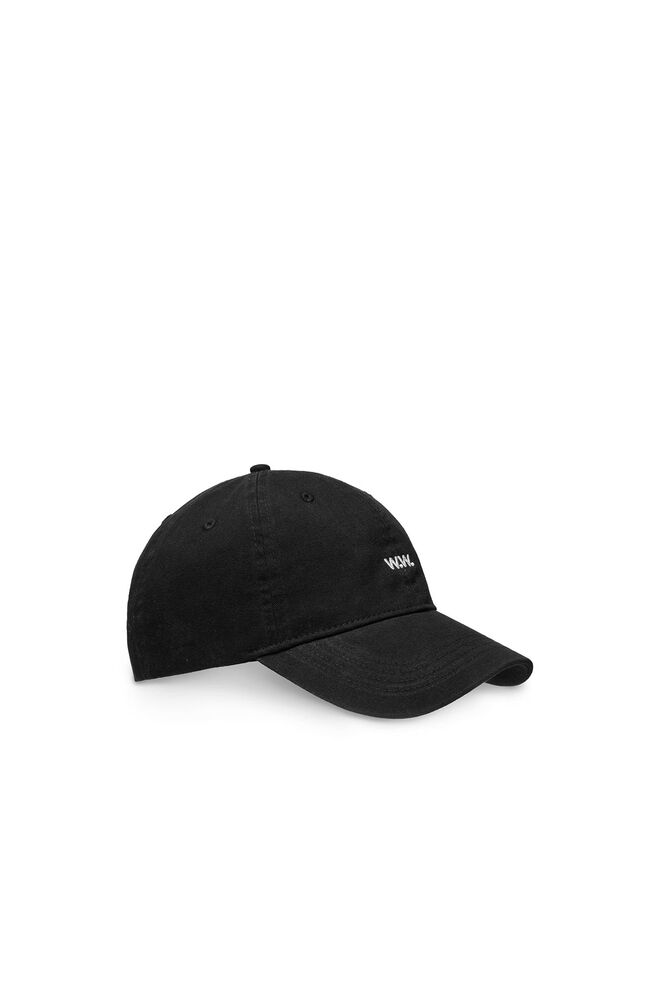Low profile cap 11830803-7083, BLACK