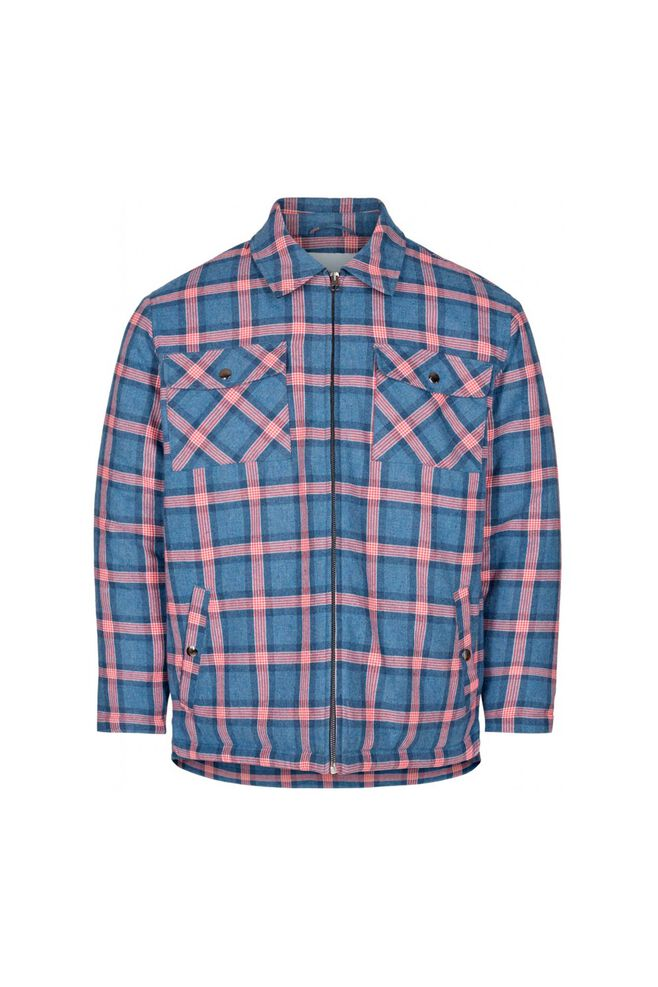 Freedom jacket FA900001, BLUE CHECK PATTERN
