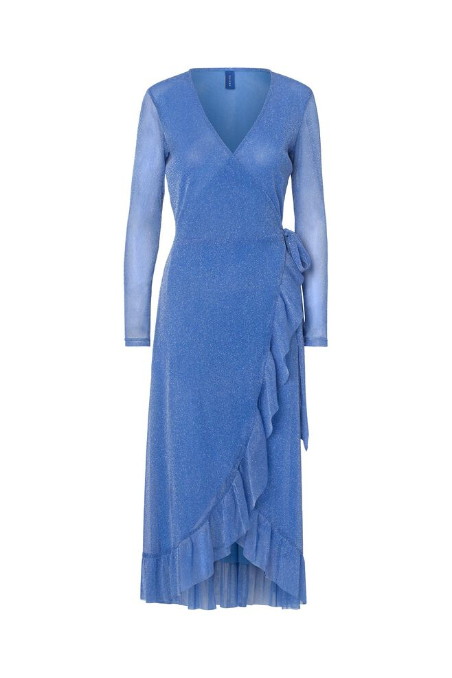 Nadia dress 06030041, OCEAN BLUE